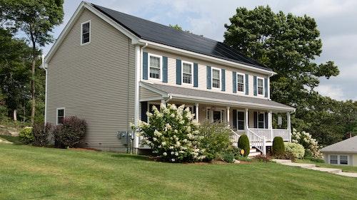 house with porch lawn julie jablonski