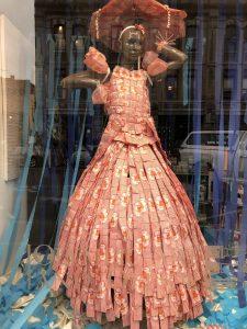 Port Townsend Wearable Art Dress