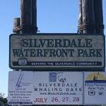 Silverdale Watefront sign