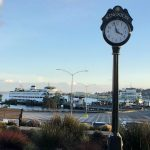 Kingston ferry waterfront